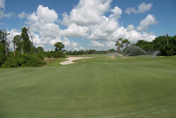 municipality golf course